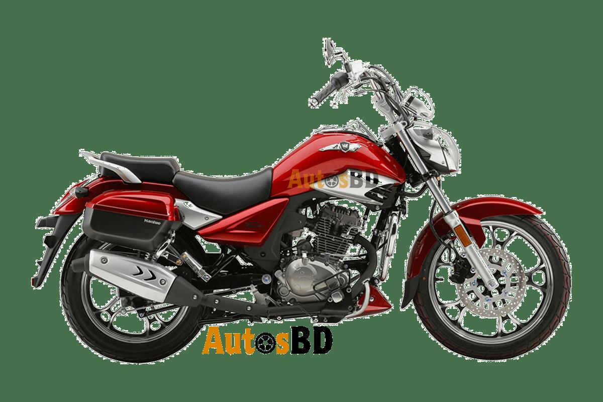 Haojue TR 150 Motorcycle Specification