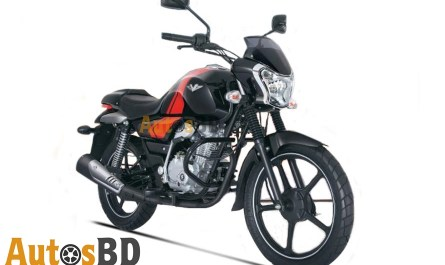 Bajaj V12 Motorcycle Specification