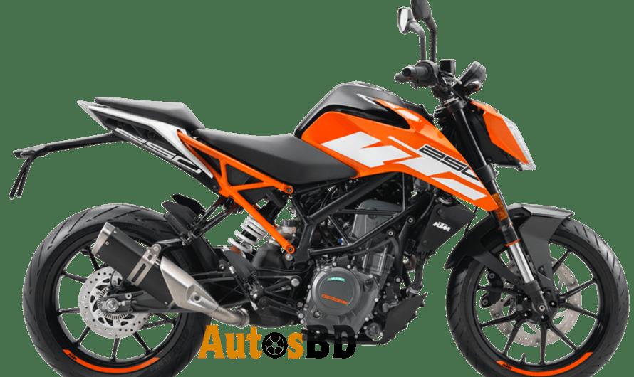 KTM 250 Duke (2017) Motorcycle Price in India