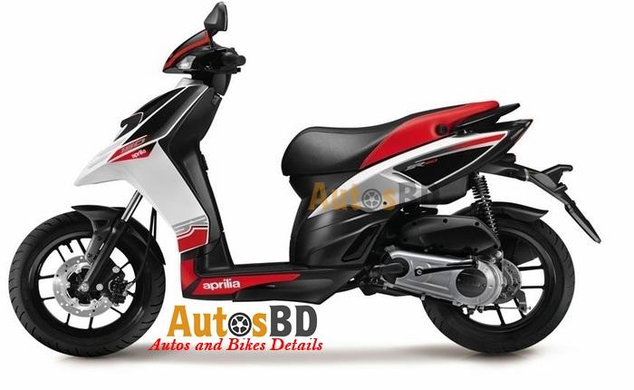 Aprilia SR 150 Motorcycle Specification