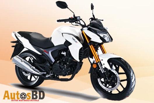 Lifan KPS 150 Motorcycle Specification