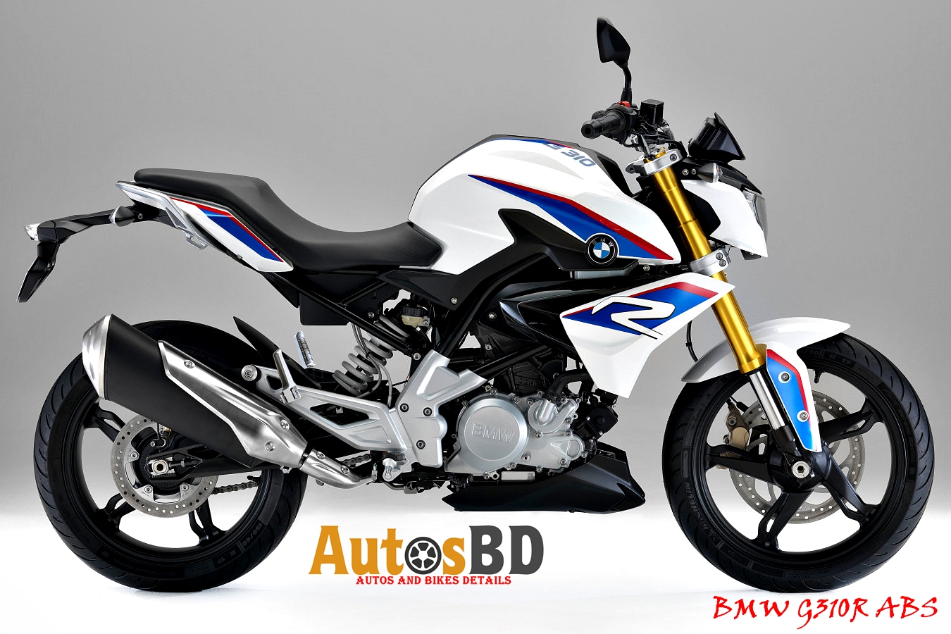 BMW G310R ABS Specification