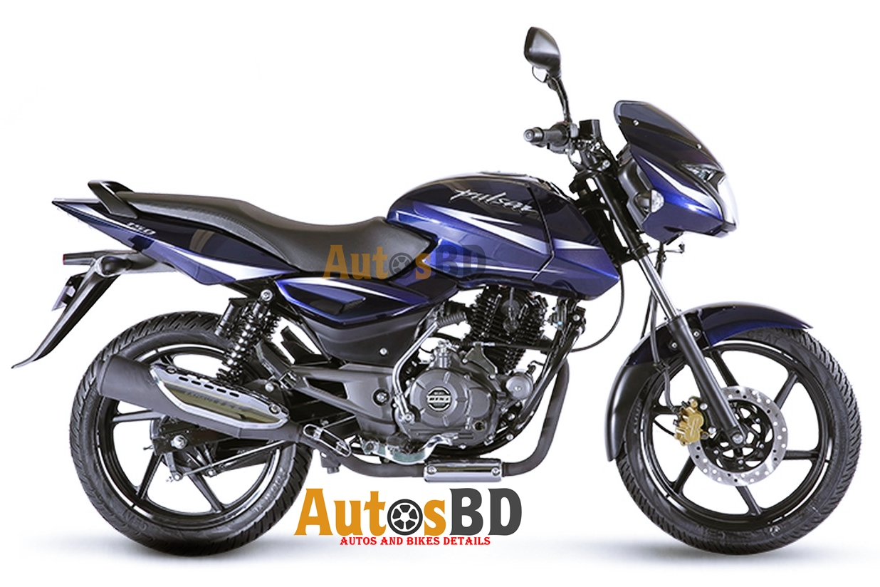 Bajaj Pulsar 150 (2017) Motorcycle Specification