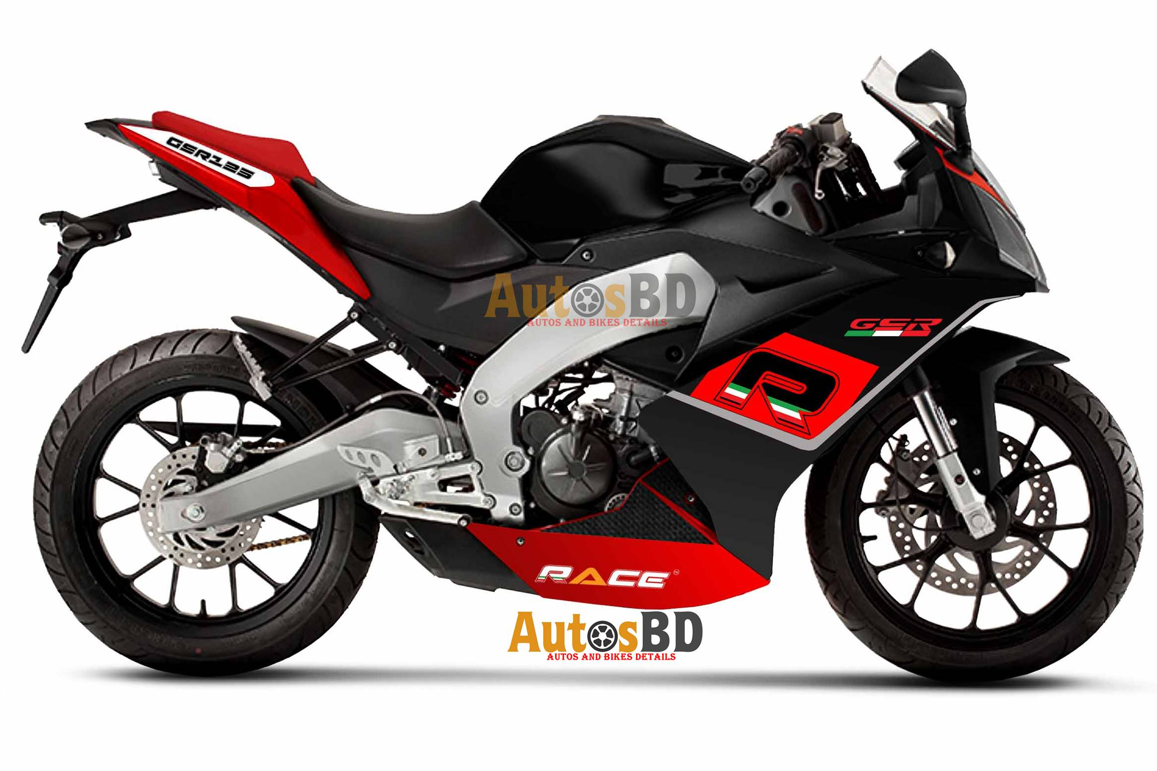 Race GSR125 Motorcycle Price in Bangladesh