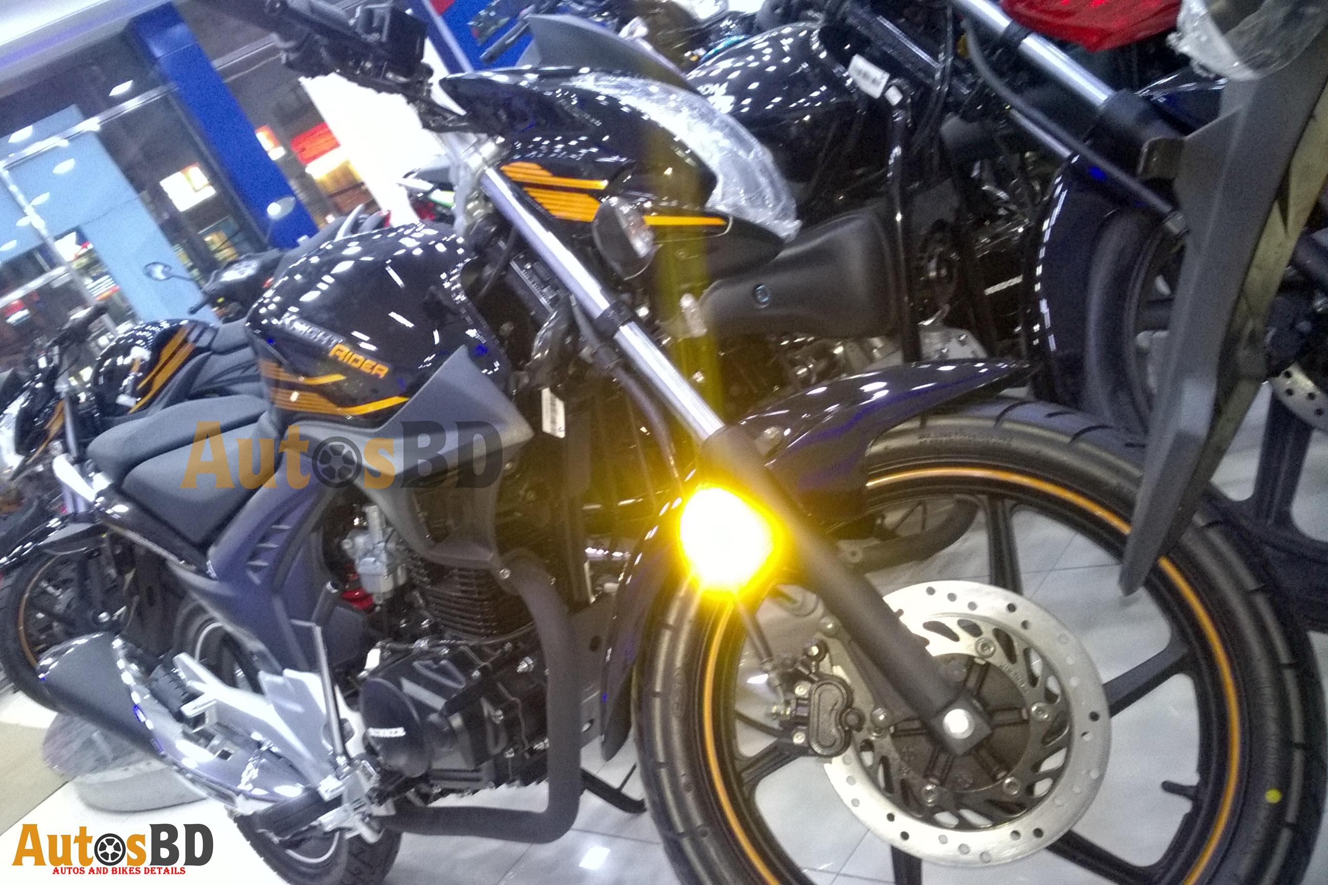 Runner Knight Rider Motorcycle Specification