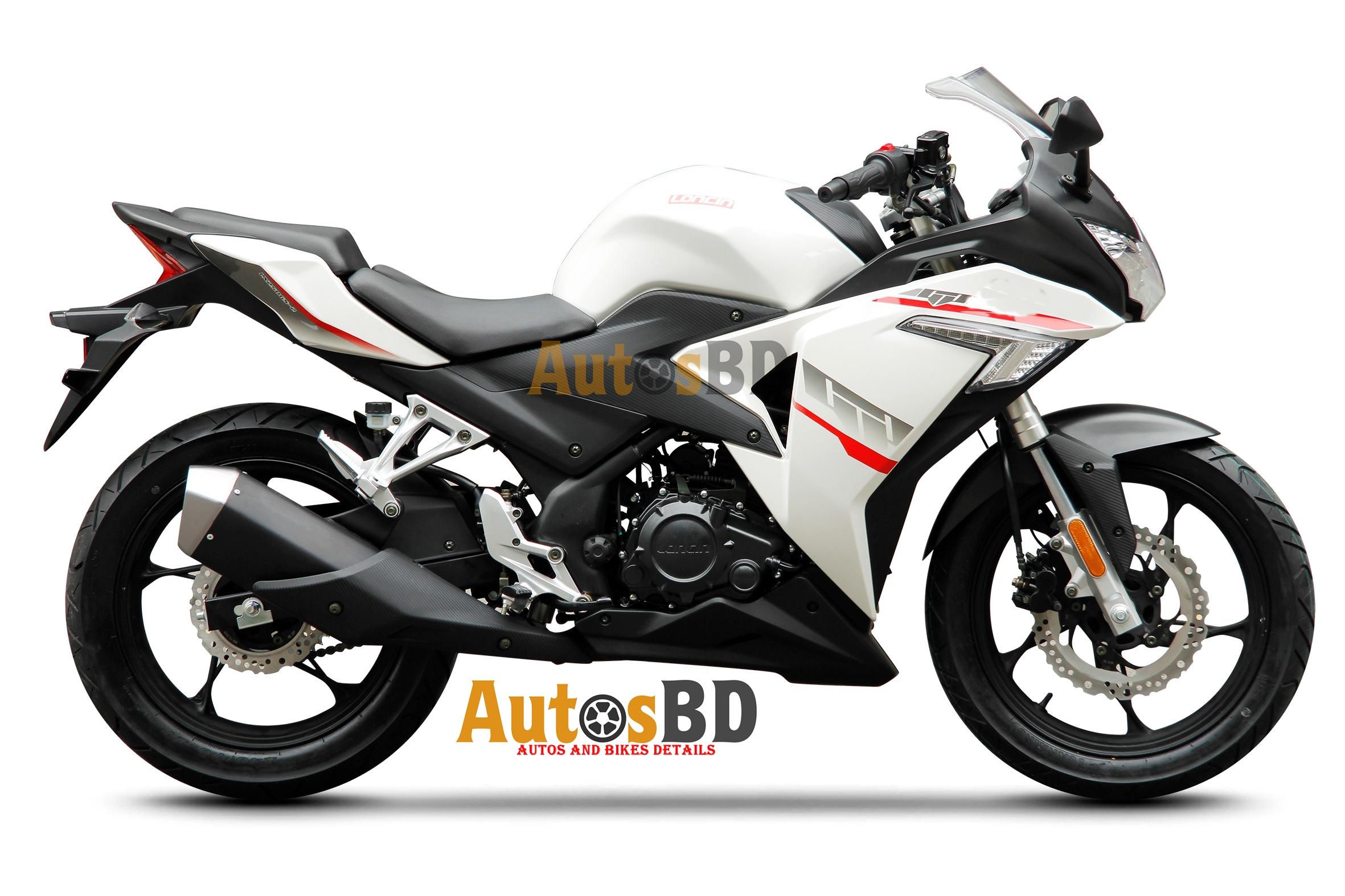 Loncin GP 150 Motorcycle Specification