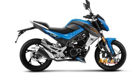 RACE FIERO 150FR Motorcycle Specification
