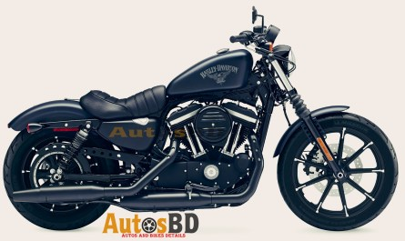 Harley Davidson Iron 883 Motorcycle Specification