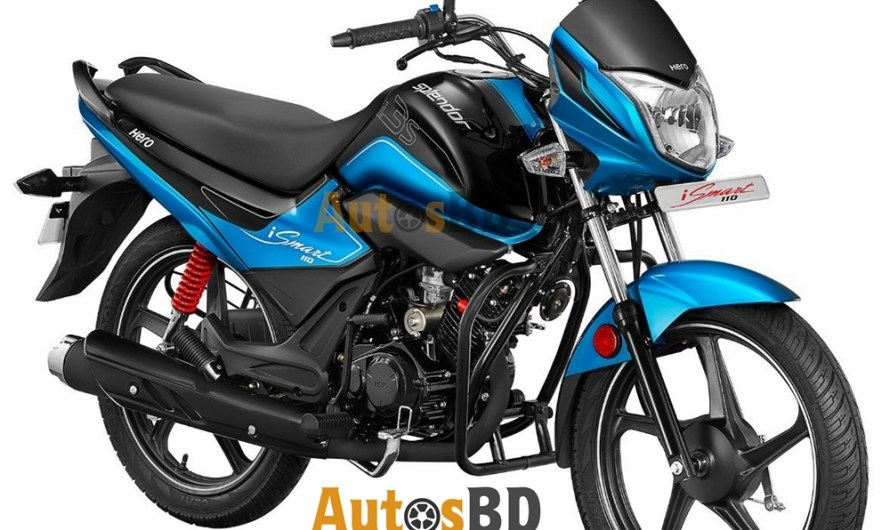 Hero iSmart 110 Motorcycle Specification