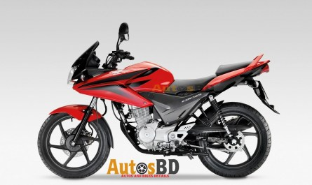 Honda CBF Stunner 125 Motorcycle Specification