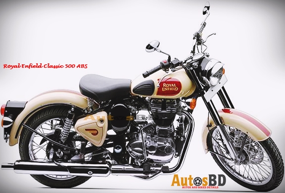 Royal Enfield Classic 500 ABS Motorcycle Specification