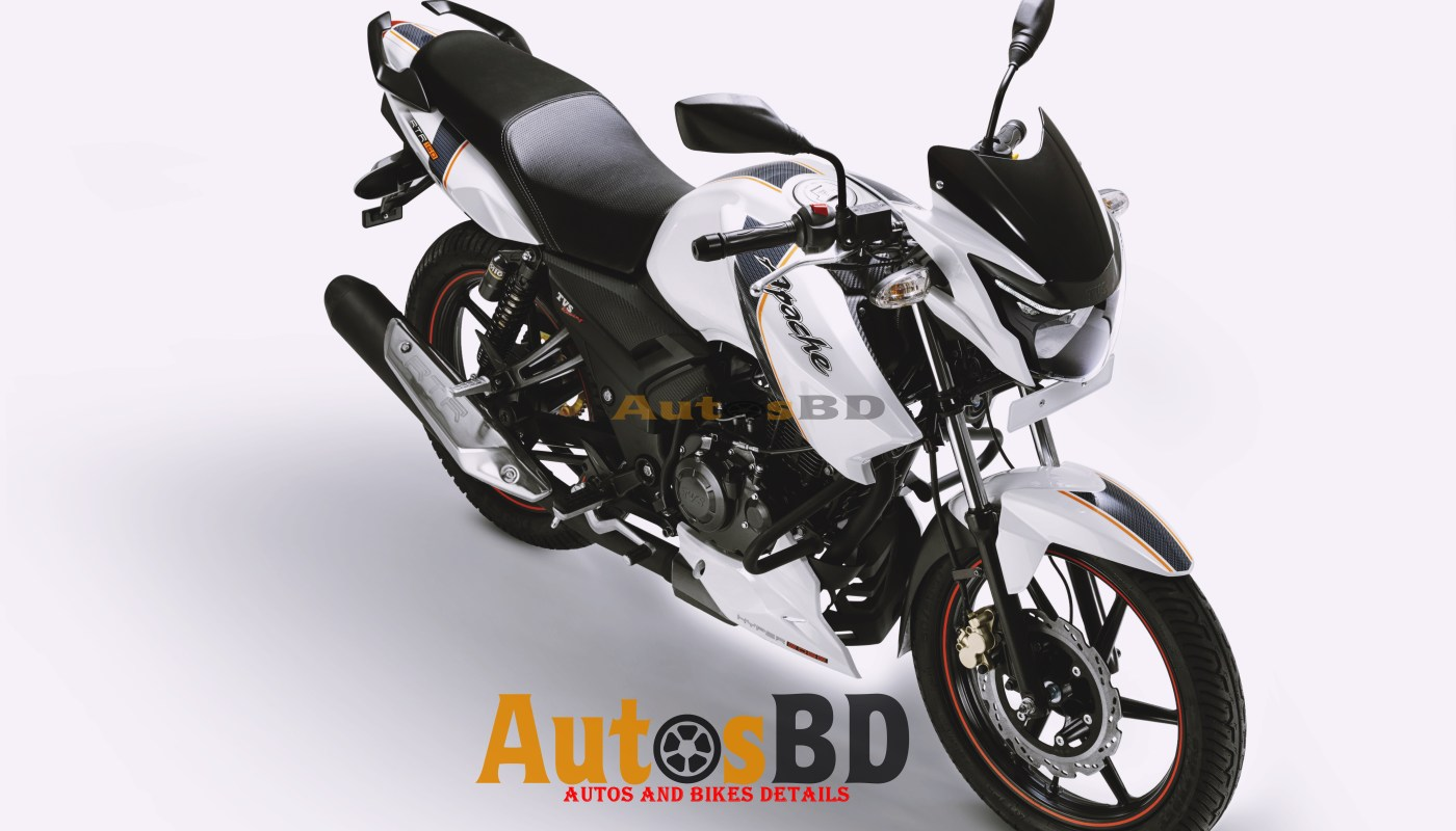 TVS Apache RTR 160 Price in Bangladesh