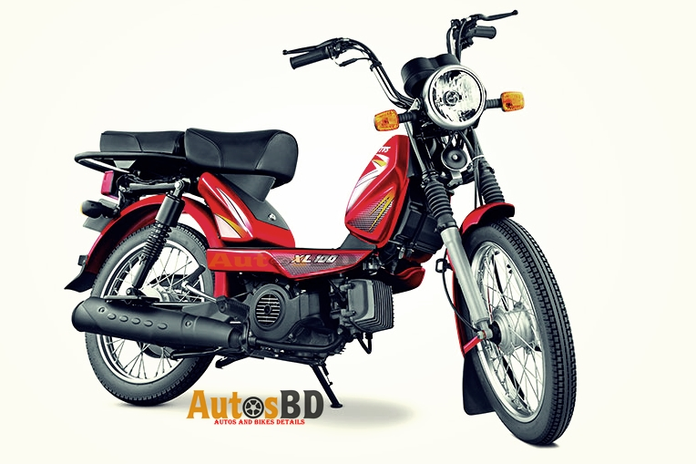 TVS XL 100 Specification