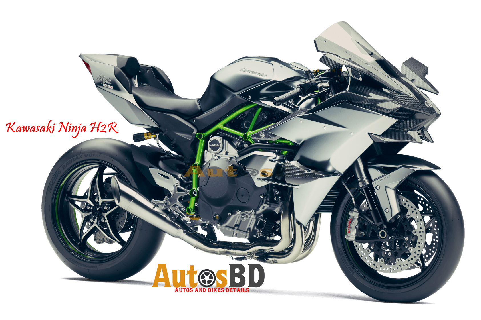 Kawasaki Ninja H2R Motorcycle Price in India