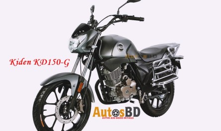 Kiden KD150-G Motorcycle Specification