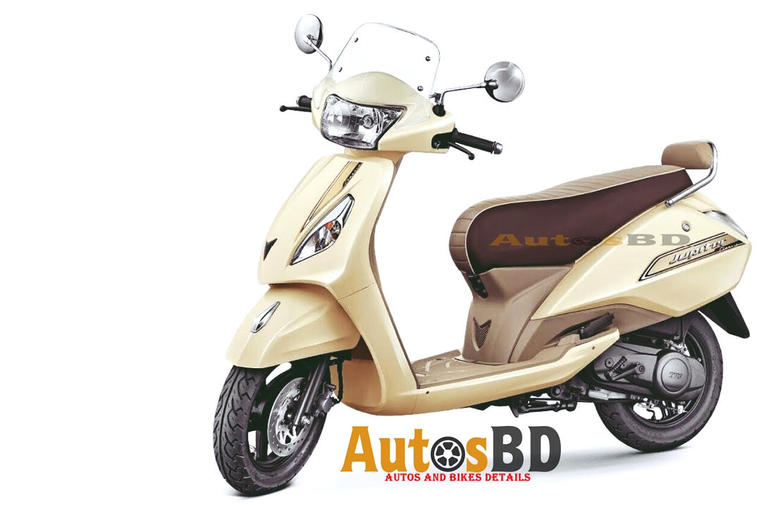 TVS Jupiter Classic Edition Motorcycle Price in India