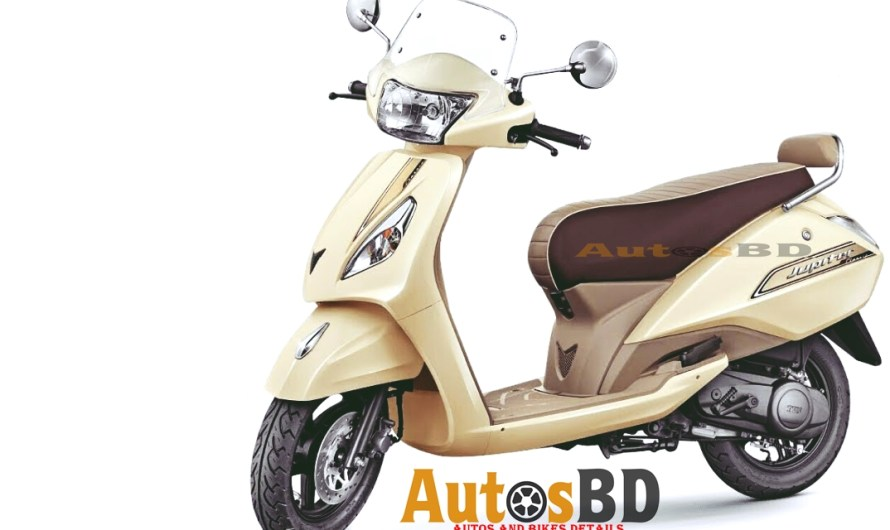TVS Jupiter Classic Edition Motorcycle Specification