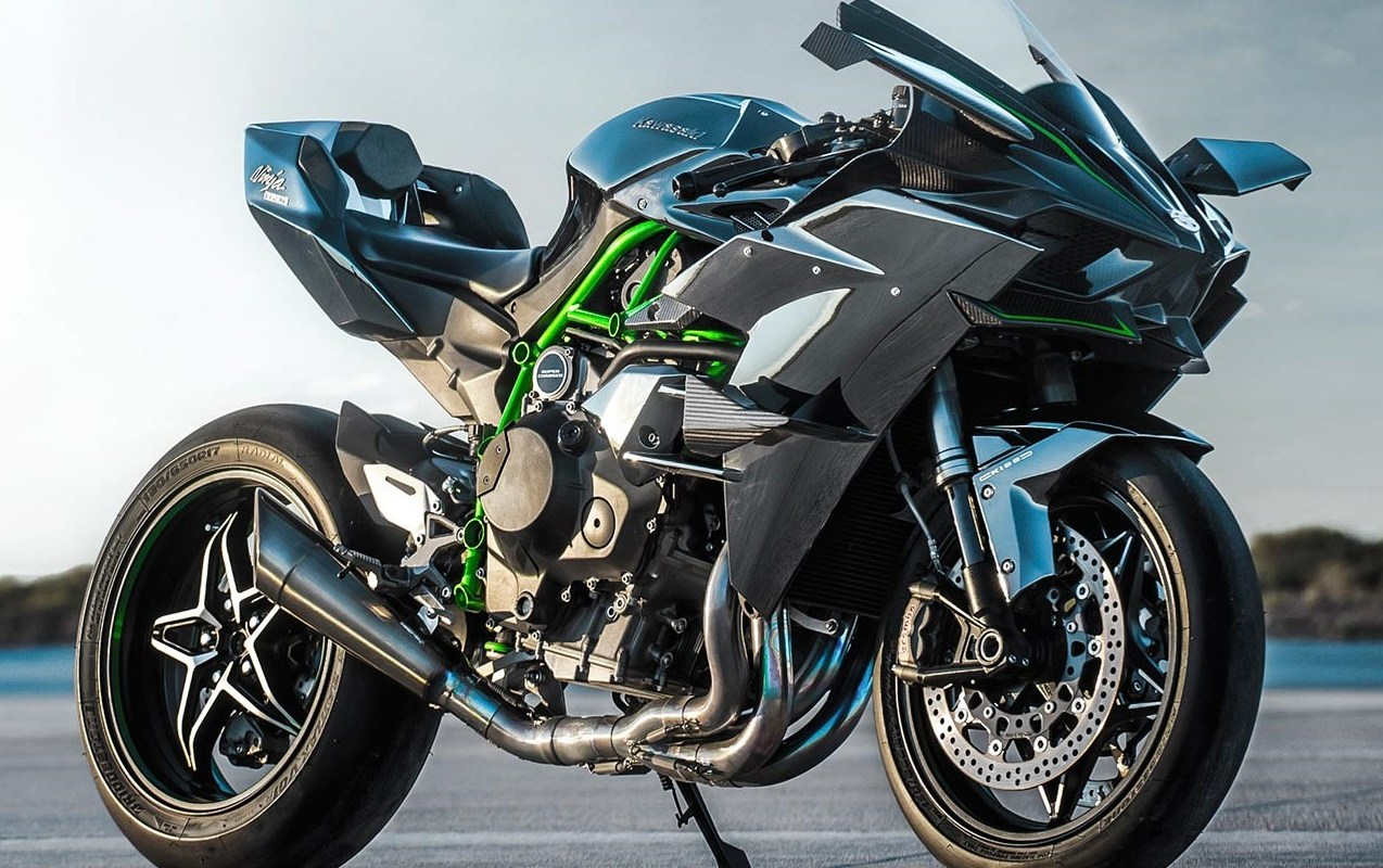 Kawasaki Ninja H2R Specification