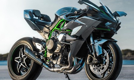 Kawasaki Ninja H2R Specification