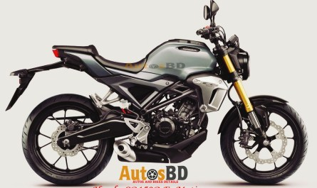 Honda CB150R ExMotion Specification