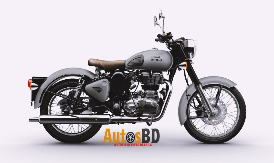 Royal Enfield Classic 350 Rear Disc (Gunmetal Grey) Motorcycle Price in India