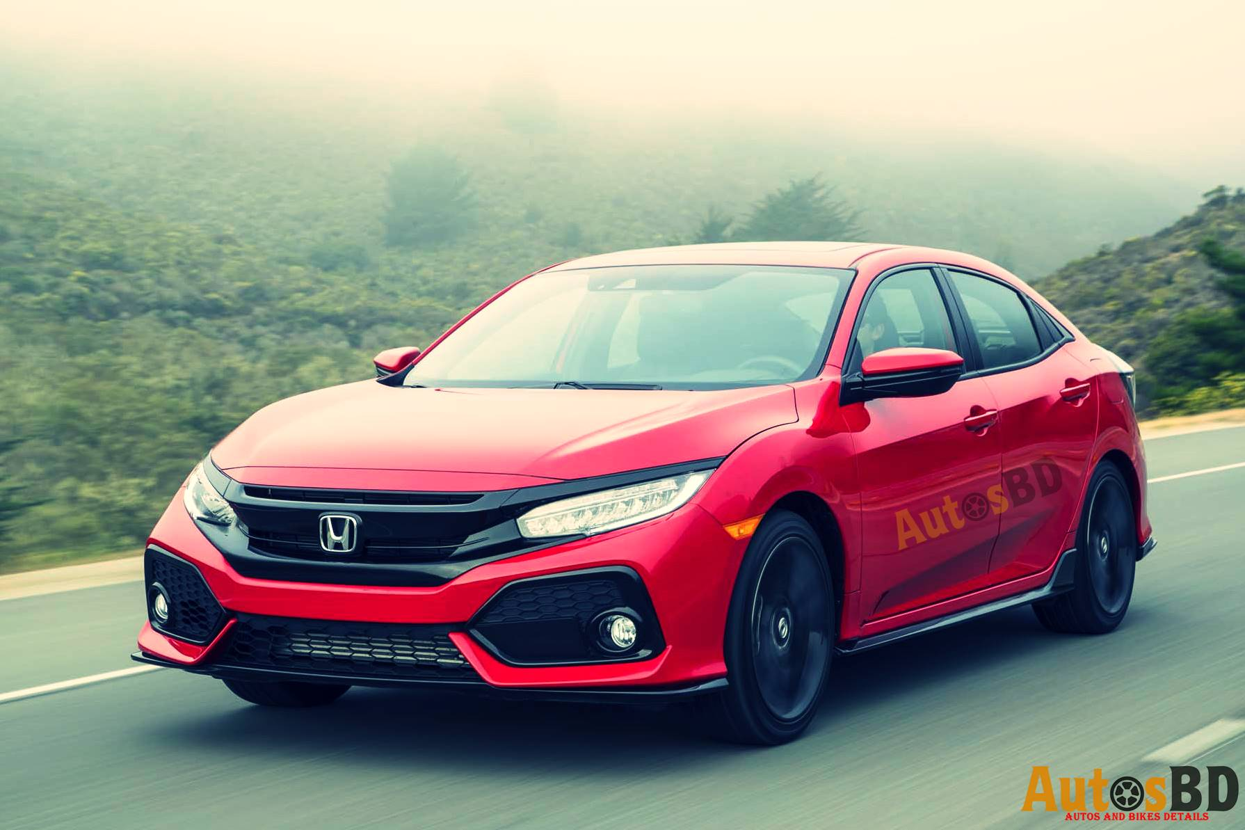 2017 Honda Civic Specification