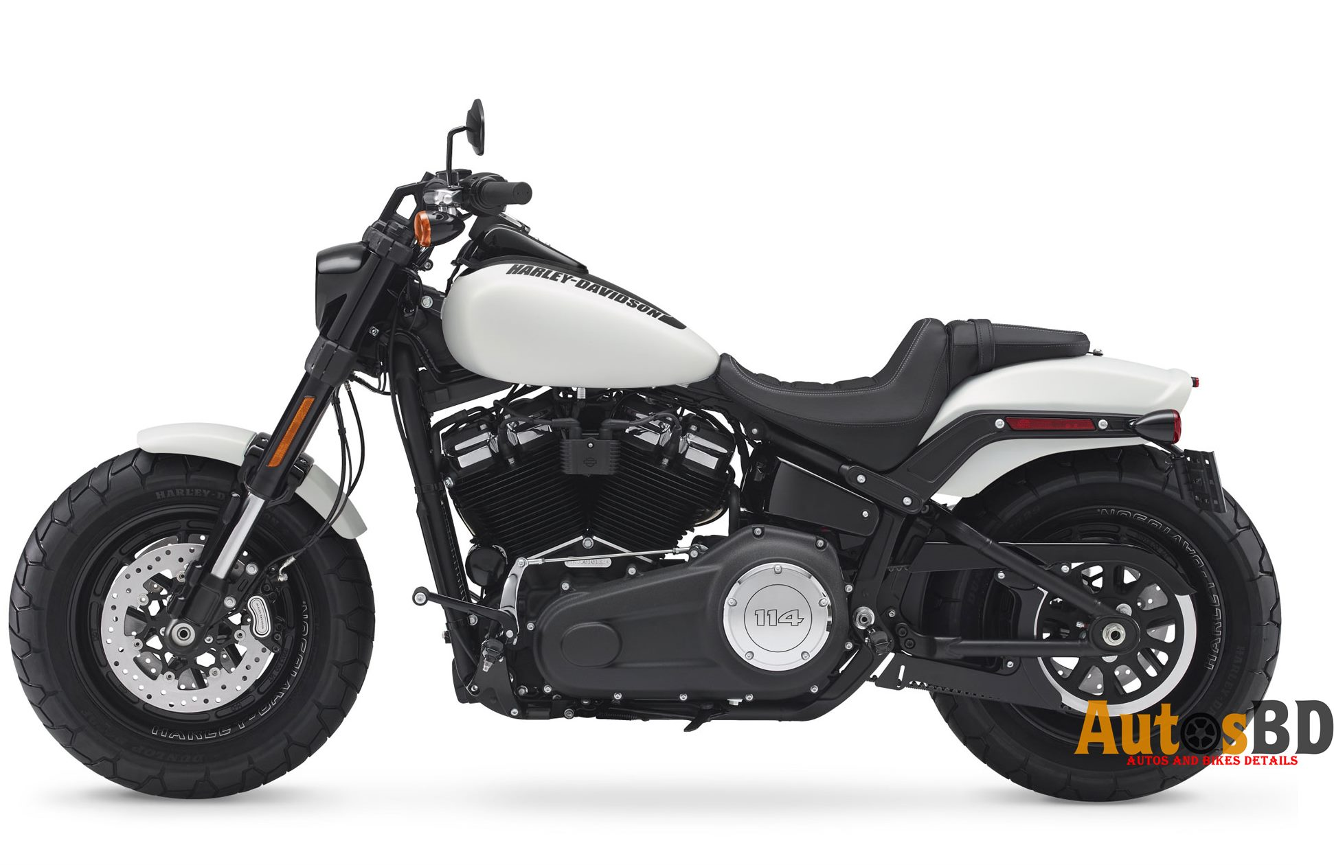 Harley Davidson Fat Bob Motorcycle Specification