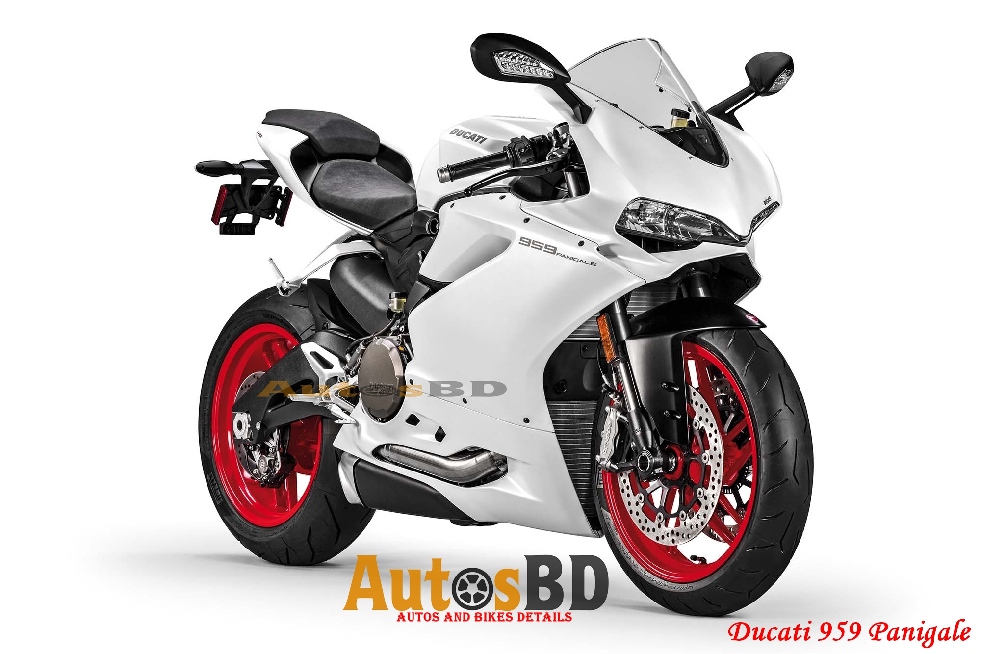 Ducati 959 Panigale Motorcycle Specification