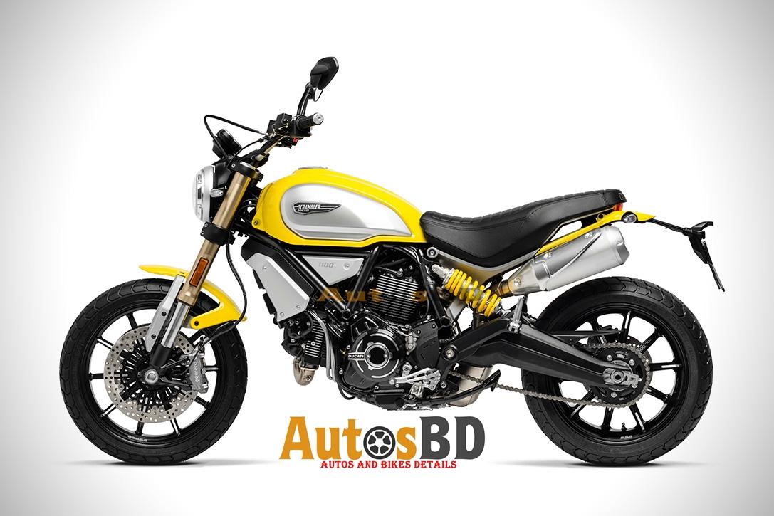 Ducati Scrambler 1100 Motorcycle Price in India
