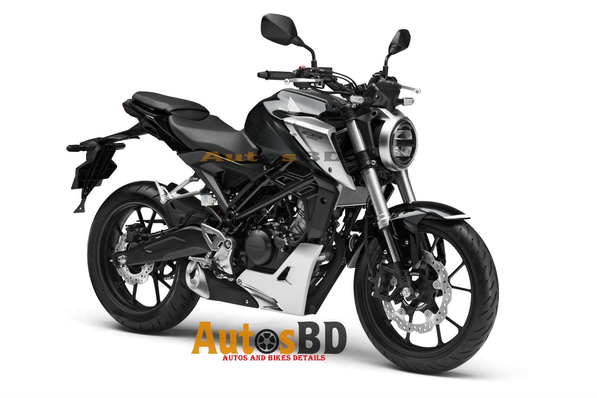 Honda CB125R Motorcycle Price in India