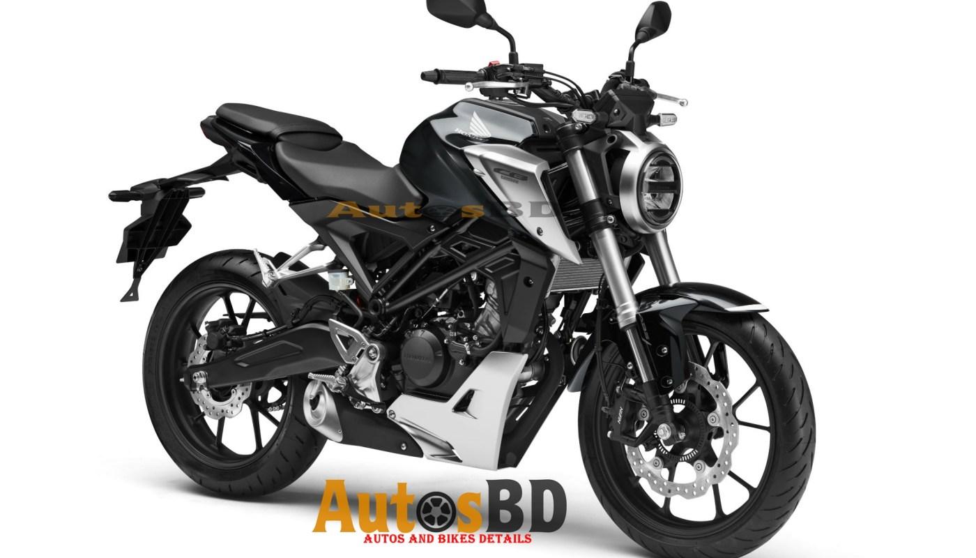 Honda CB125R Motorcycle Specification