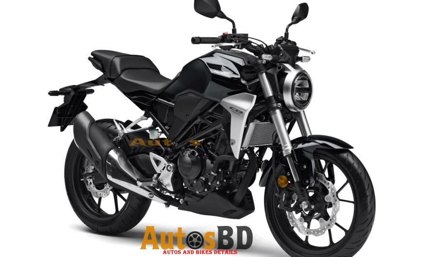 Honda CB300R Motorcycle Specification