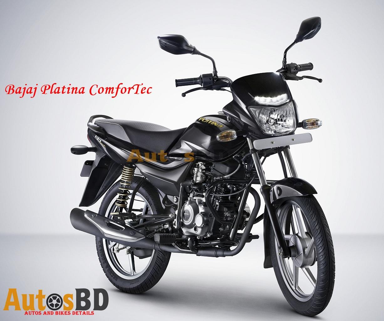 Bajaj Platina 100 ComforTec KS Motorcycle Price in India