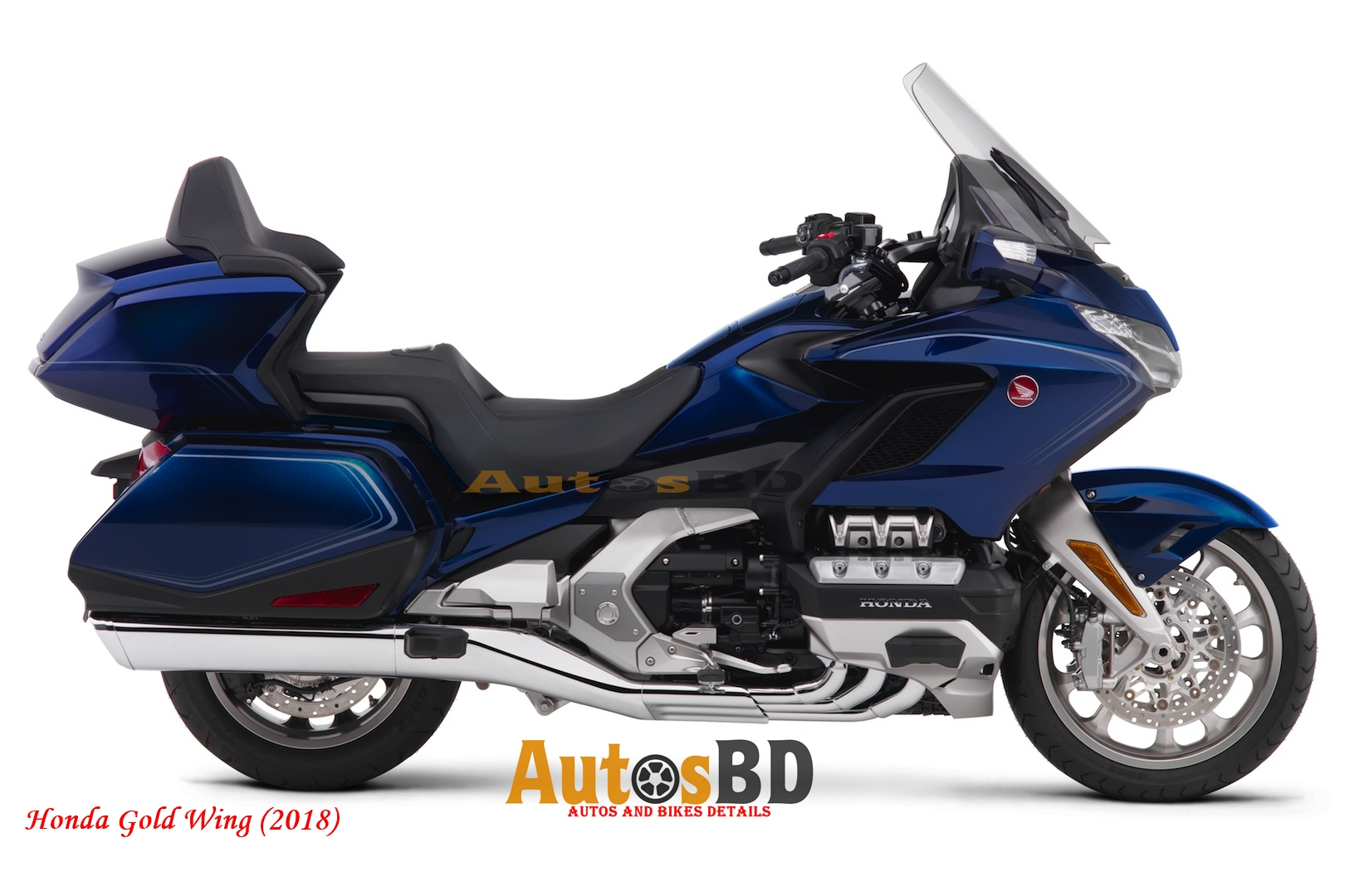 Honda Gold Wing (2018) Motorcycle Price in India