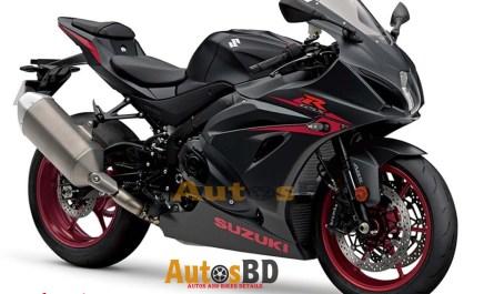 Suzuki GSX-R1000 Specification