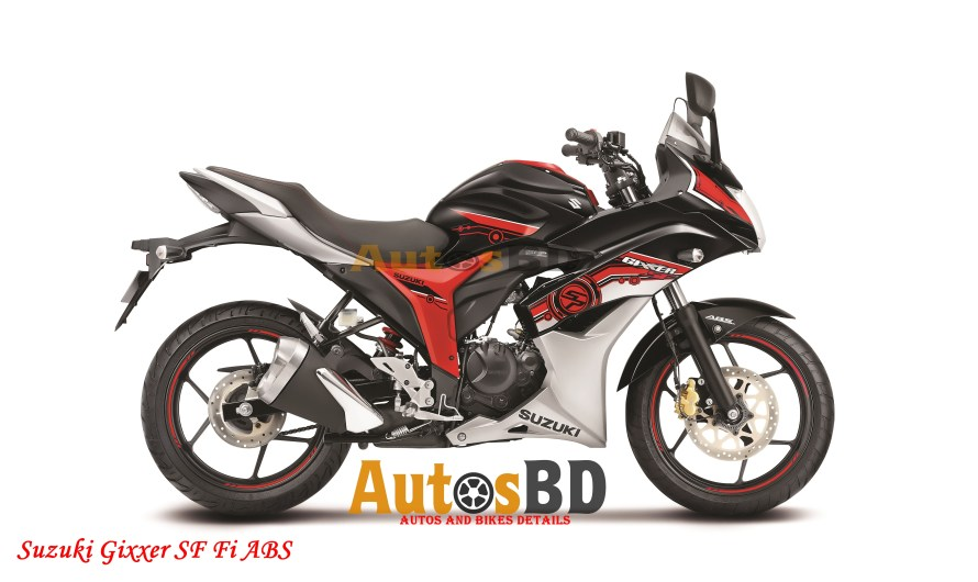 Suzuki Gixxer SF Fi ABS Price in India