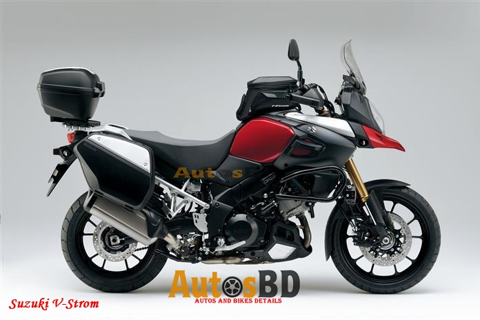 Suzuki V-Strom Motorcycle Price in India