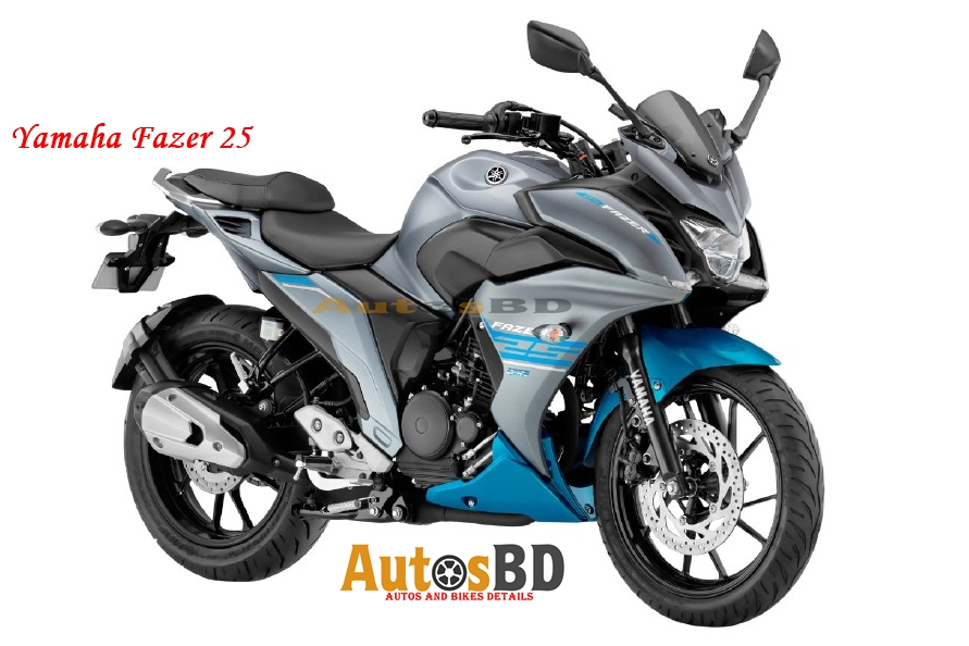 Yamaha Fazer 25 Motorcycle Specification