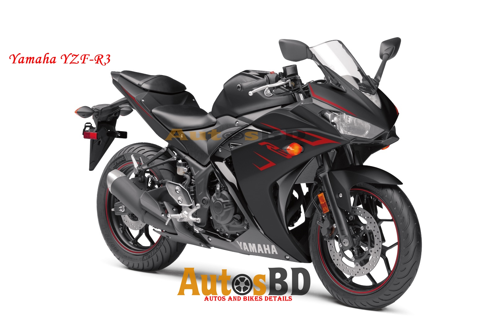 Yamaha YZF-R3 Motorcycle Specification