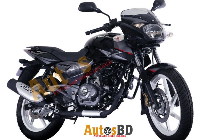 Bajaj Pulsar 180 Black Pack Edition Motorcycle Specification