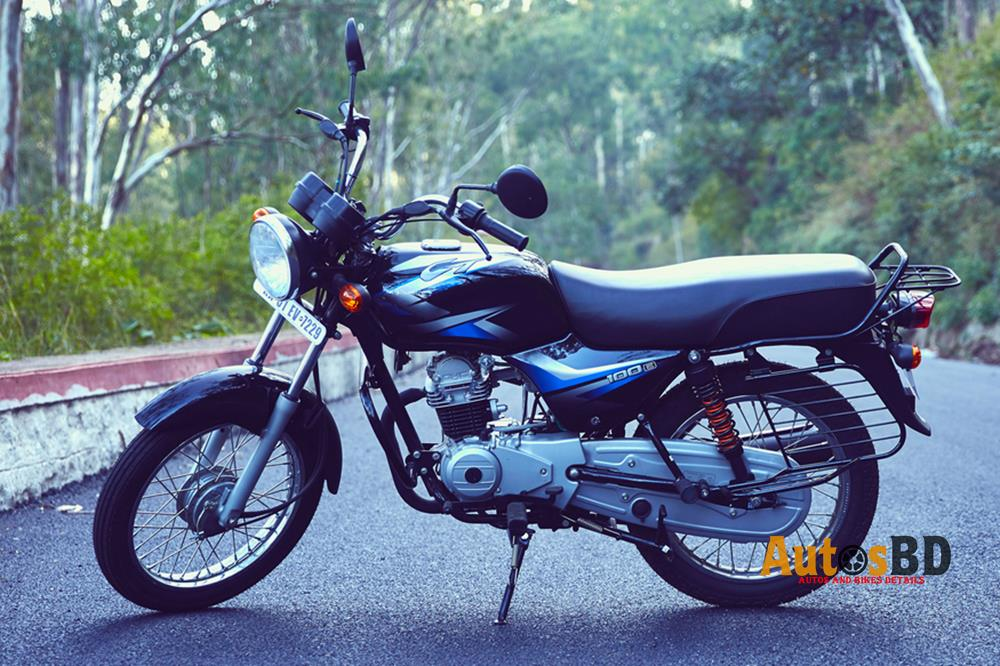 Bajaj CT100B Motorcycle Specification