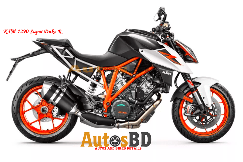 KTM 1290 Super Duke R Specification