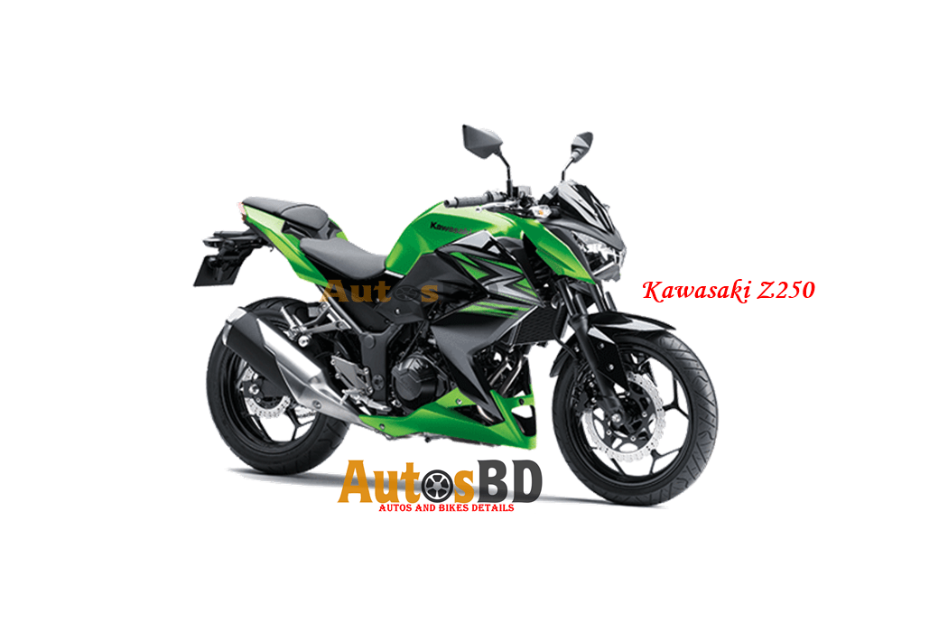 Kawasaki Z250 Motorcycle Specification
