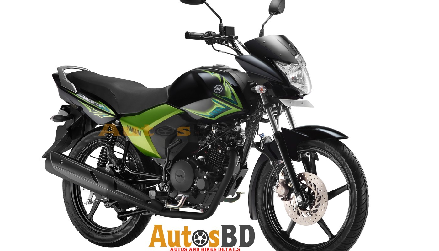 Yamaha Saluto Disc SE Price in Bangladesh