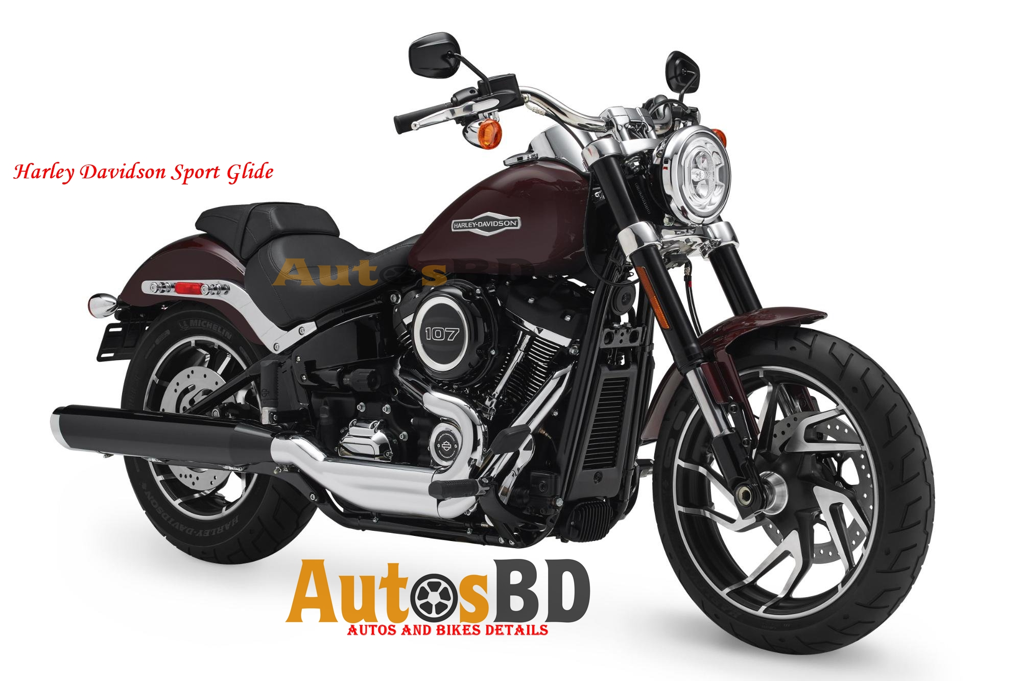 Harley Davidson Sport Glide Specification