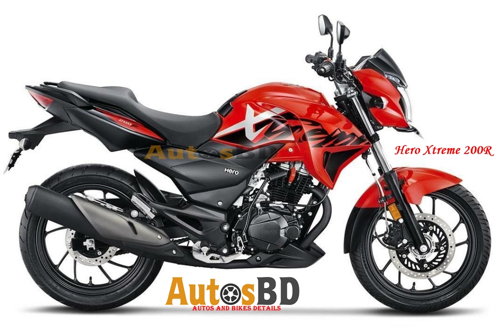 Hero Xtreme 200R ABS Price in India