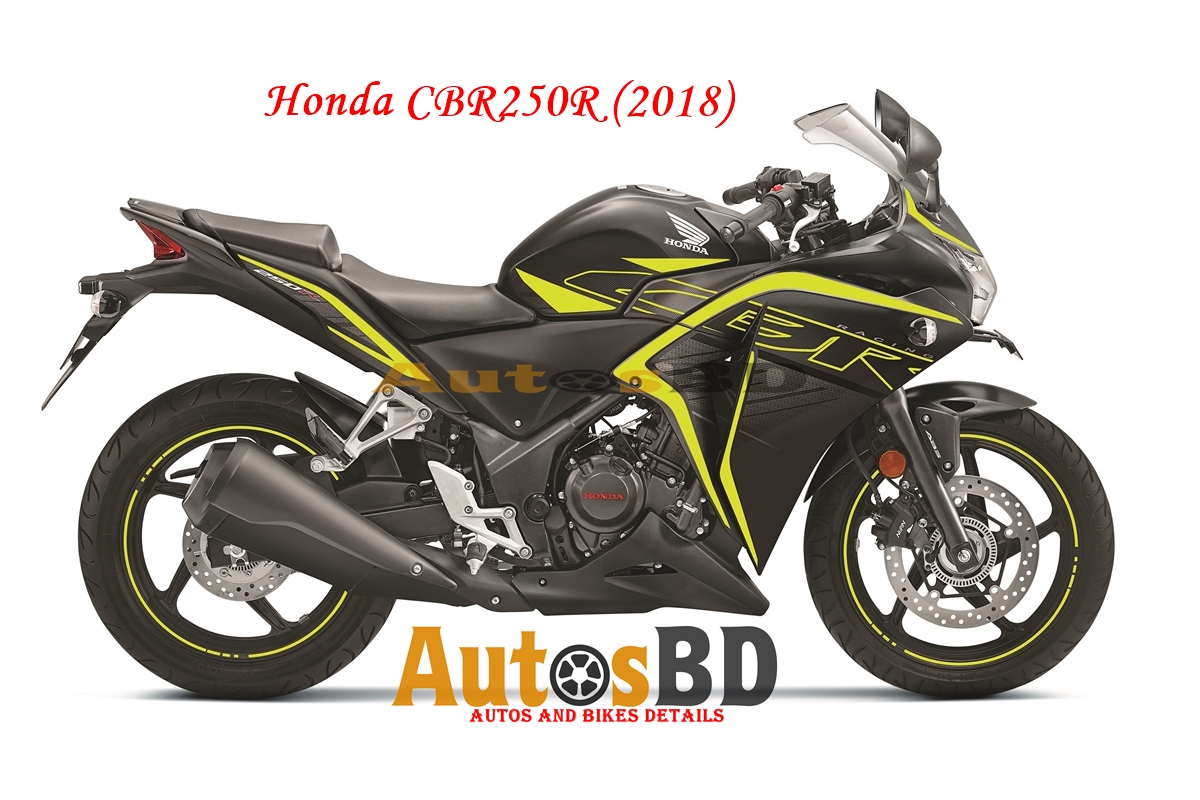 Honda CBR250R (2018) Motorcycle Specification