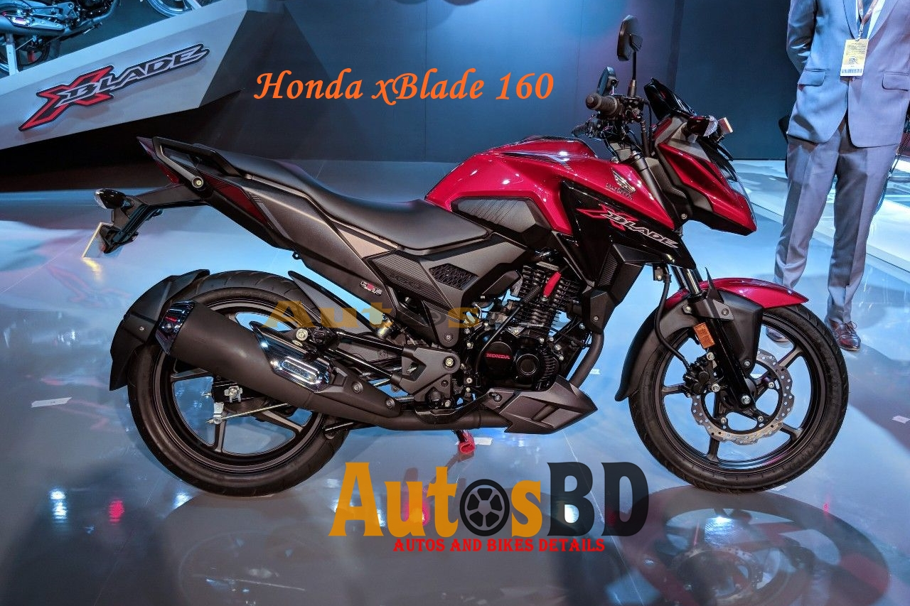 Honda xBlade 160 Price India