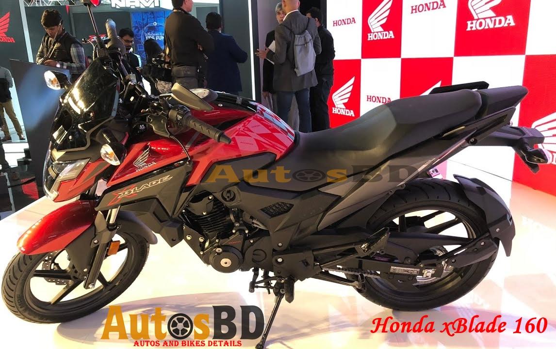 Honda xBlade 160
