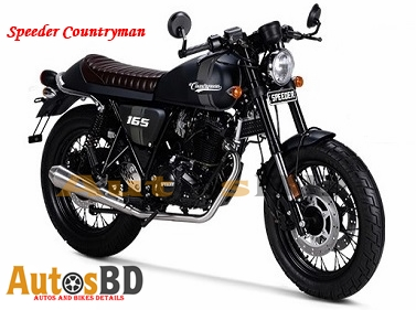 Speeder Countryman Motorcycle Price in Bangladesh